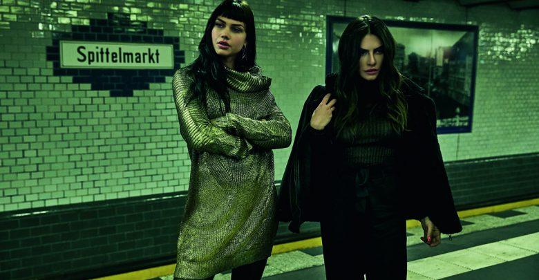 faeb60d2d A campanha de Inverno 18 da Triton tem a cara de Cleo e Mariana Mello, que  foram escolhidas para estampar a nova coleção ao lado do DJ Vintage.