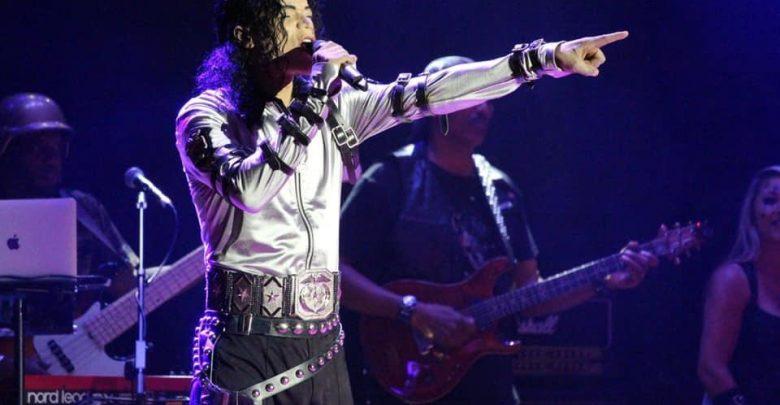 "TCA apresenta musical ""Michael Jackson, The Legacy"" – Site Licia Fabio"